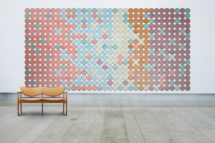 baux traullit wall tiles circle