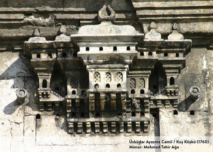 birdhouse ottoman palace