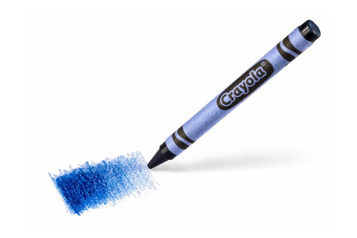 bluetiful crayola yinmn blue