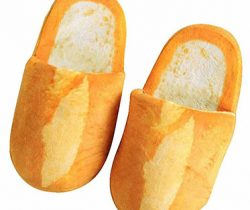breaded slippers