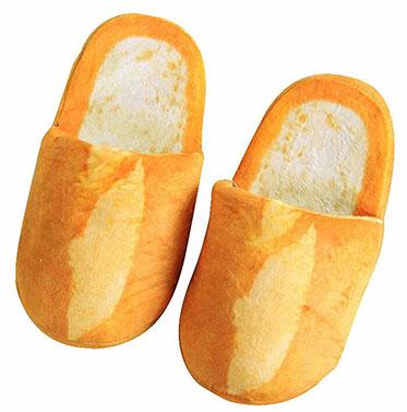 breaded slippers