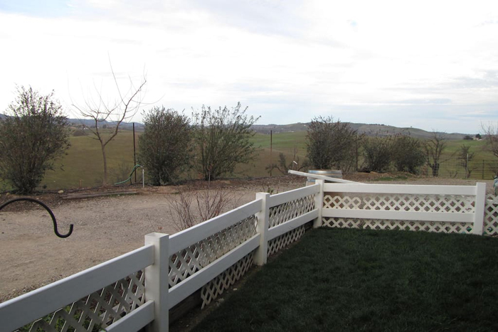 capaldi ranch grassy patio