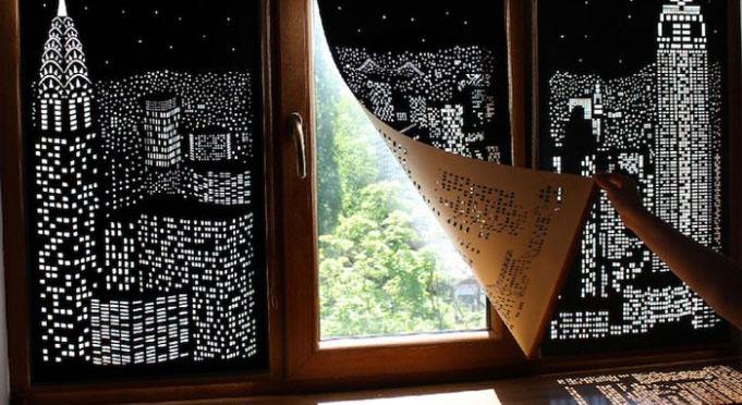 city blackout blinds