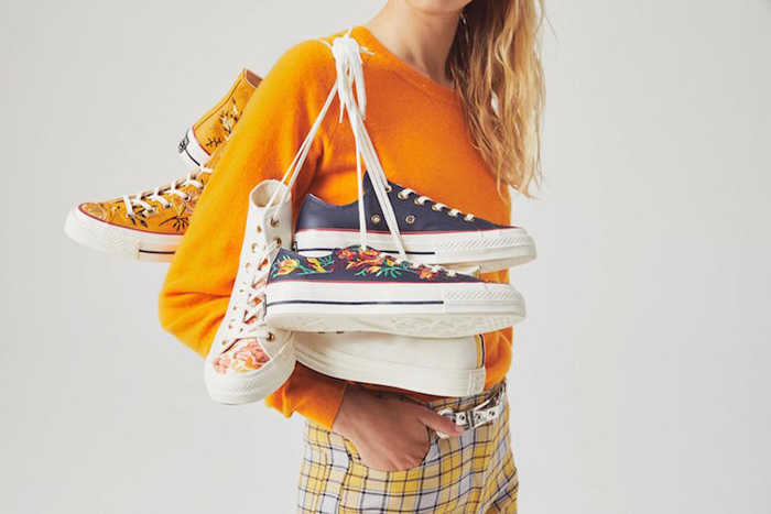 converse floral parkway collection