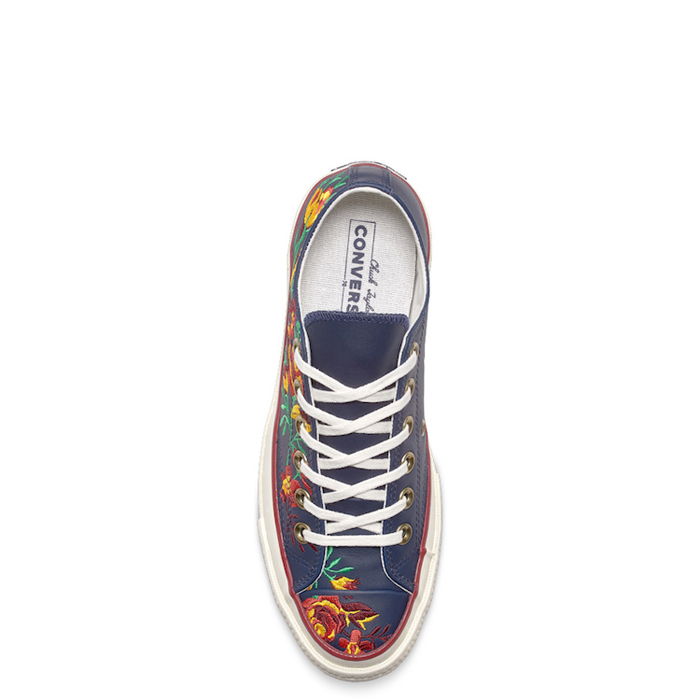 converse floral parkway top view