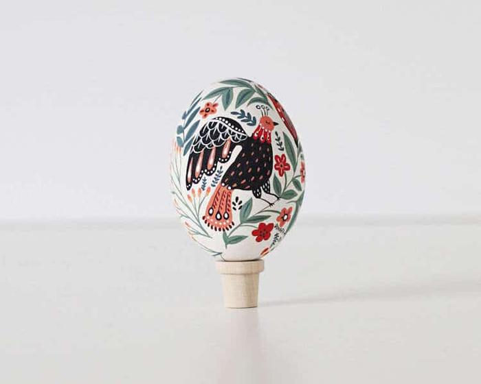 dinara mirtalipova hand-painted easter eggs