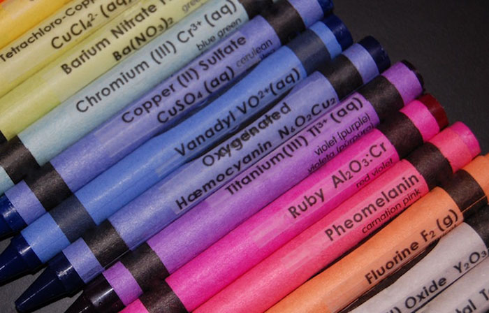 element crayons