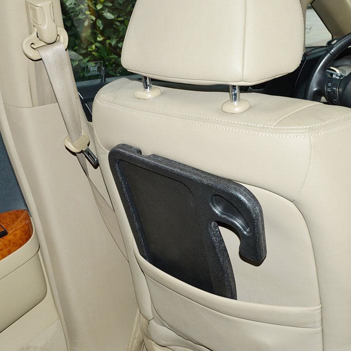 fold away in back seat