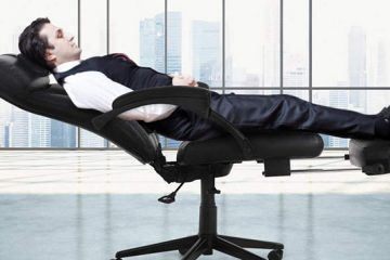 full recline office chair