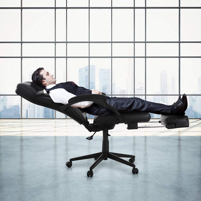 fully recline office chair