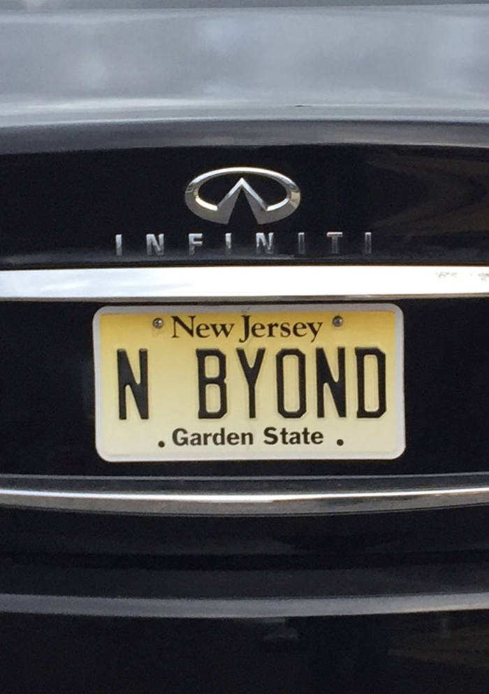 funny license plates infiniti beyond