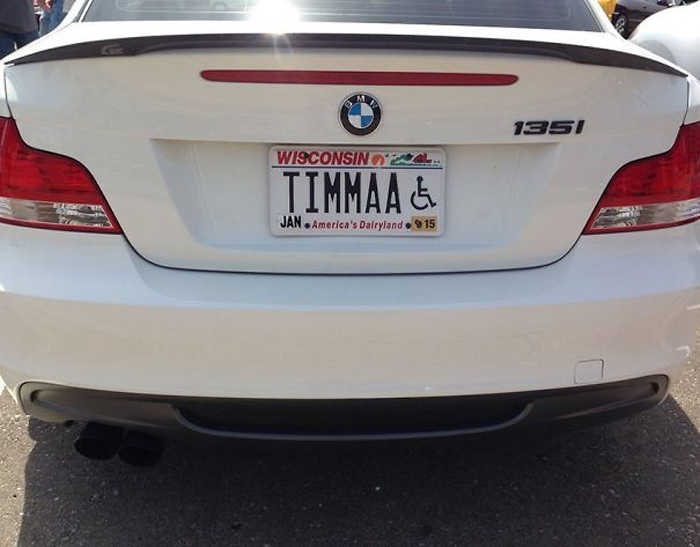 funny license plates timmaa