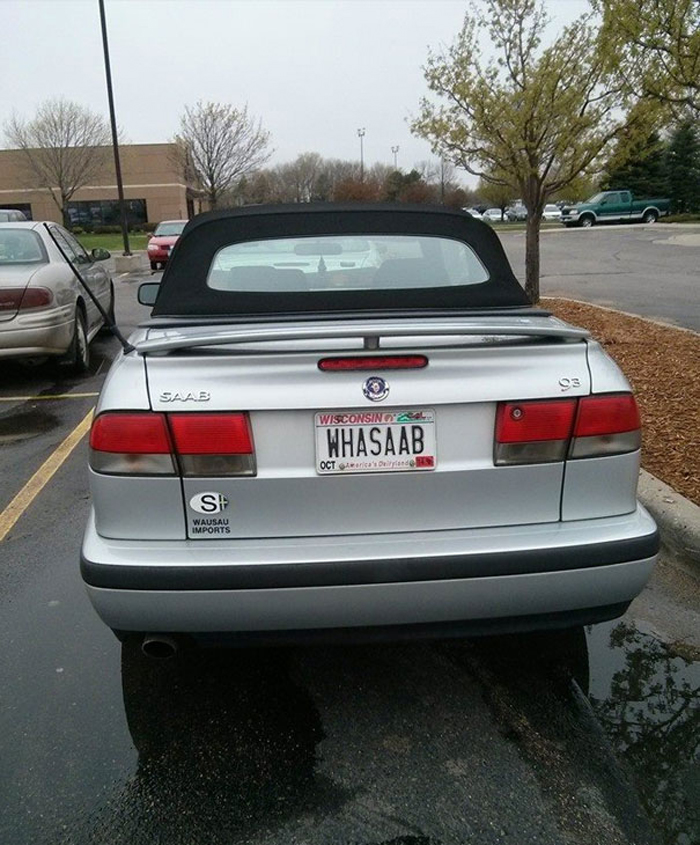 funny license plates whasaab