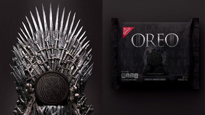 game of thrones oreos
