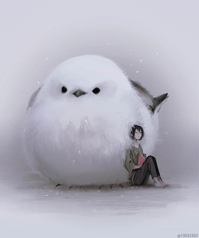 giant chick monokubo