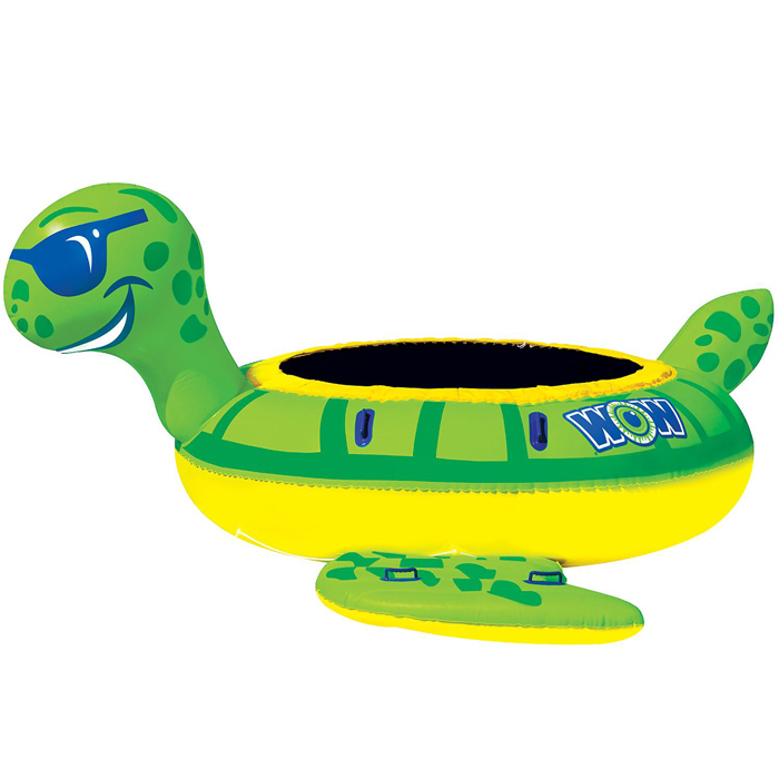 giant inflatable water trampolines turtle style