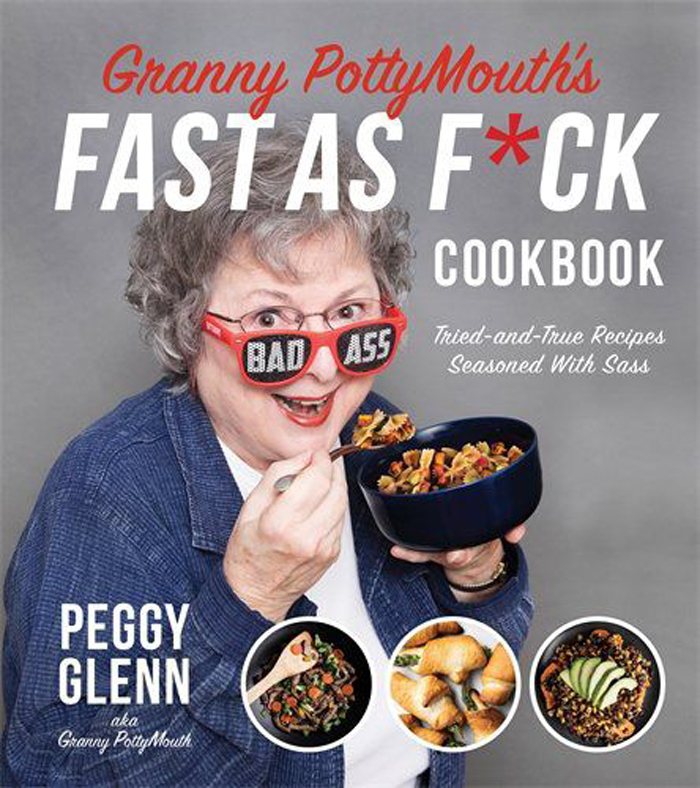 granny pottymouth cookbook