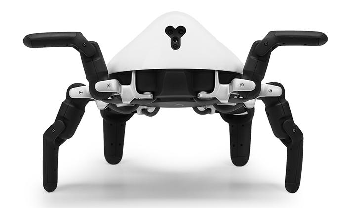 hexa robot six legs