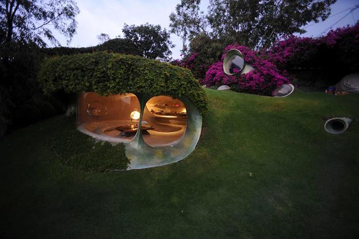 hobbit house javier senosiain