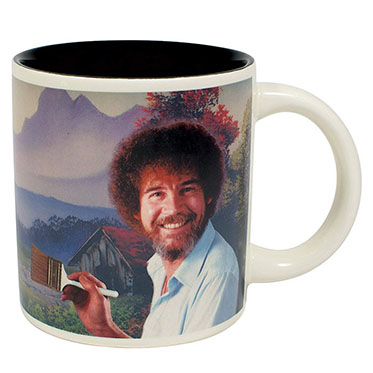 hot mug after