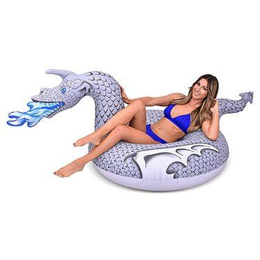 ice dragon pool float 2