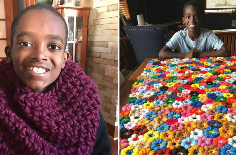 jonah larson crocheting