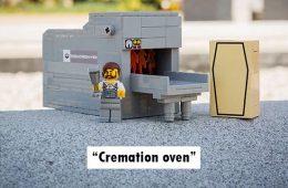 lego funeral set