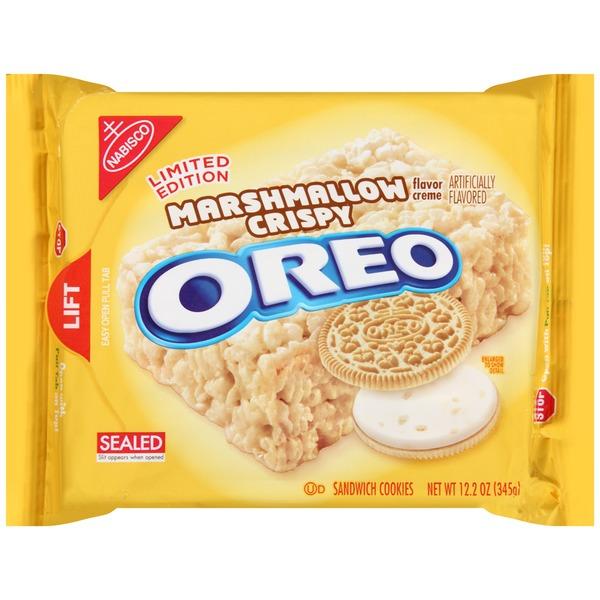 marshmallow oreos