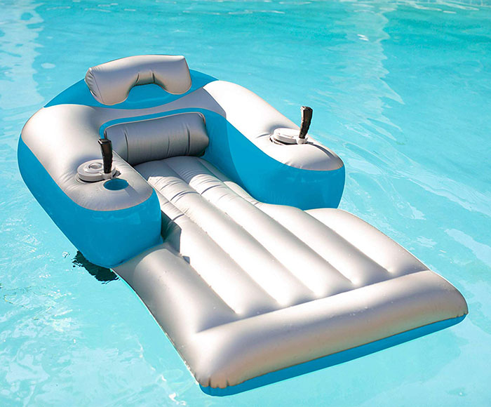 motorized lounger