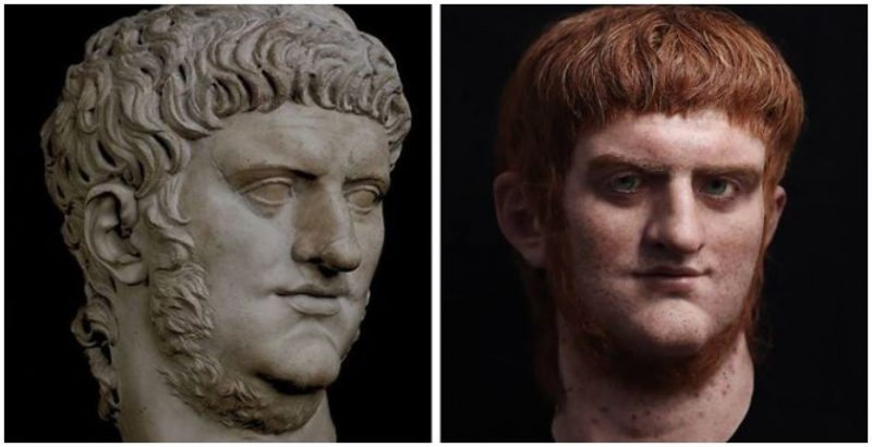 nero sculpture