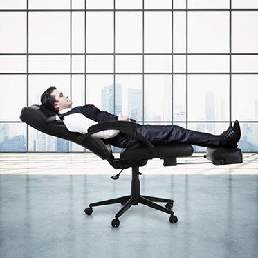 office recling chair