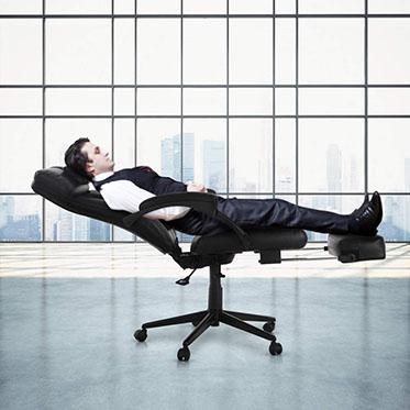 Full Reclining Office Chair