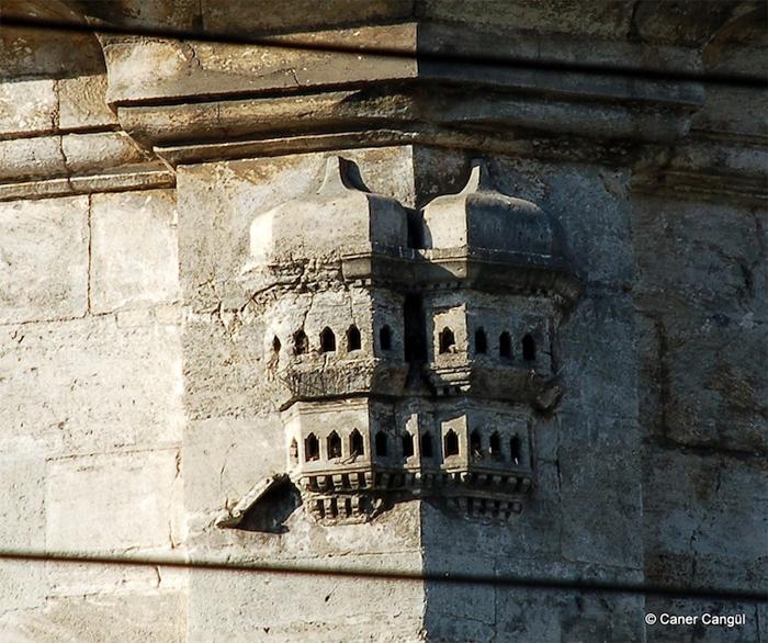 ottoman birdhouse