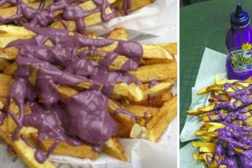 purple ketchup ez squirt