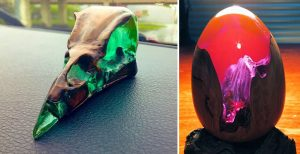 resin sculptures
