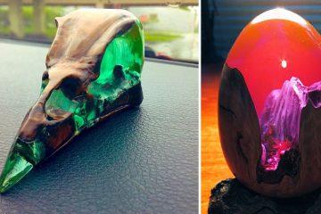 resin sculptures