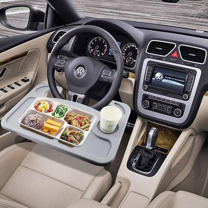 steering wheel table