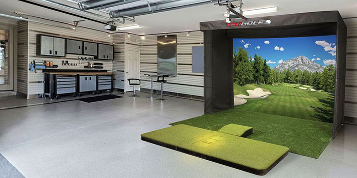 trugolf golf simulators