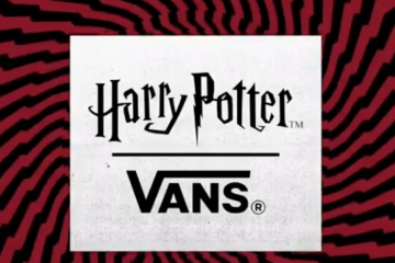 vans harry potter hogwarts-themed shoes