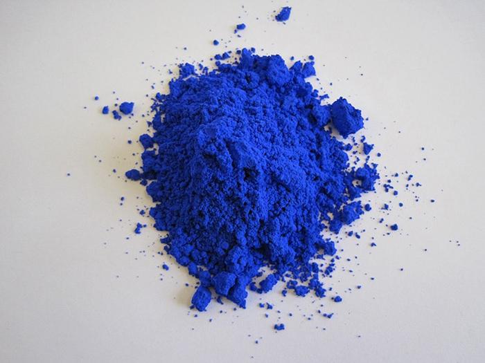 yinmn blue pigment