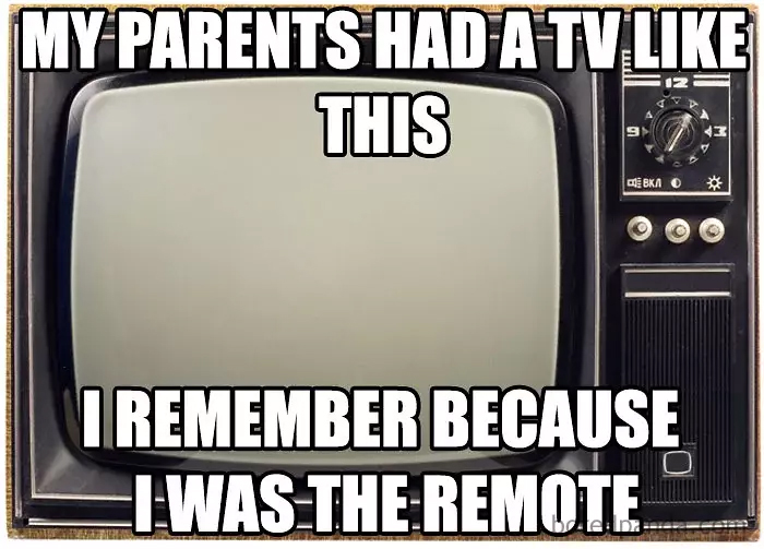 90s kids struggles vintage tv