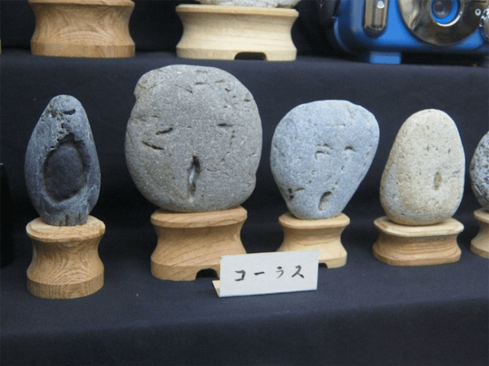 Chinsekikan rock face museum 6