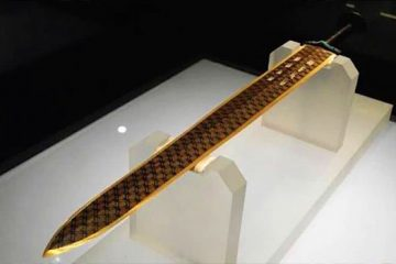 Sword Of Goujian