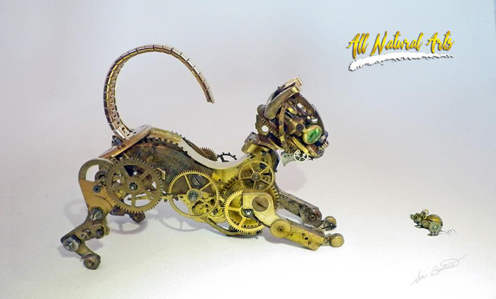 all natural arts spectacular tiny sculptures