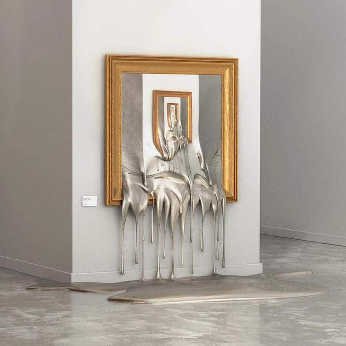 alper dostal hot exhibition art