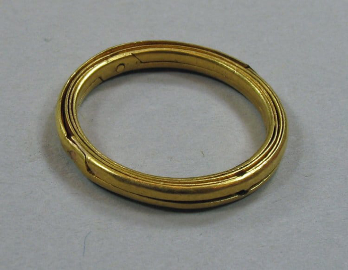 ancient armillary sphere rings