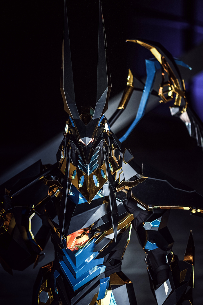 anubis costume polygon forge