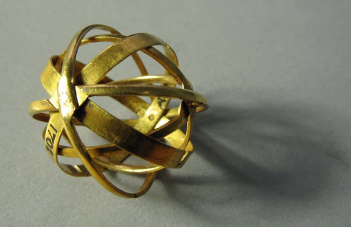 armillary sphere rings british museum