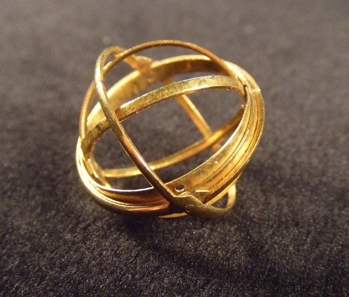 armillary sphere rings