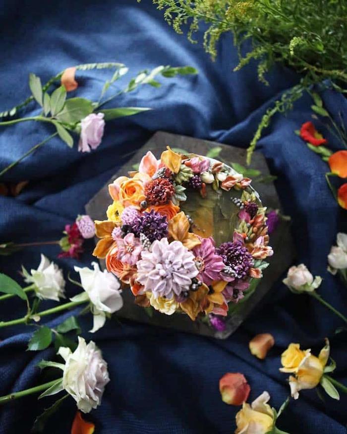 atelier soo cake flowers